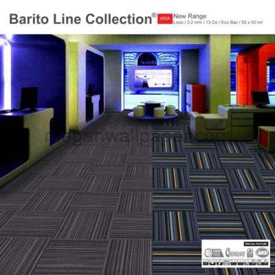 Karpet Barito Line Collection