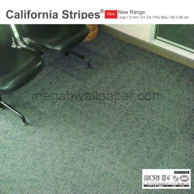 Karpet CALIFORNIA STRIPES