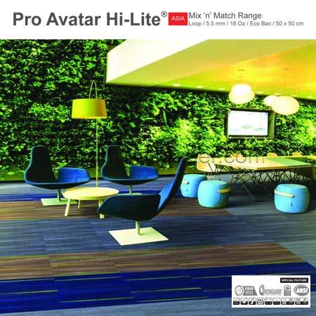 karpet Pro Avatar Hi Lite