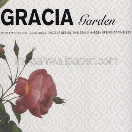 Wallpaper gracia garden
