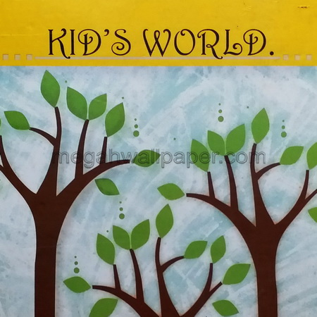 Wallpaper Kids Worlds