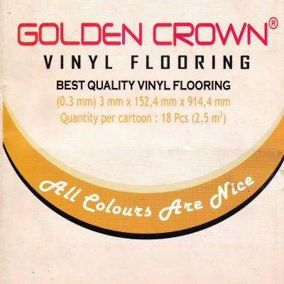 VINYL GOLDEN CROWN