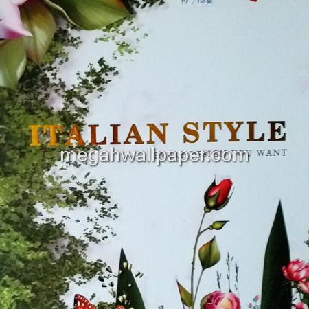 Wallpaper Italian Style