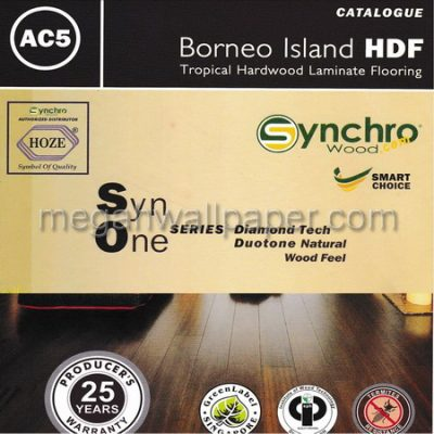 PARKET BORNEO ISLAND