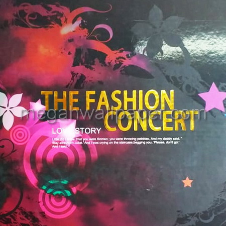 WALLPAPER THE FASHION CONCERT