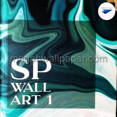 WALLPAPER WALL ART 1