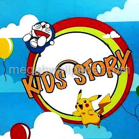WALLPAPER KIDS STORY