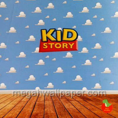 wallpaper Kid Story