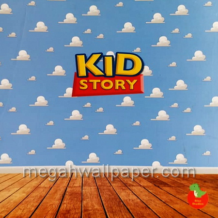 wallpaper Kid Story