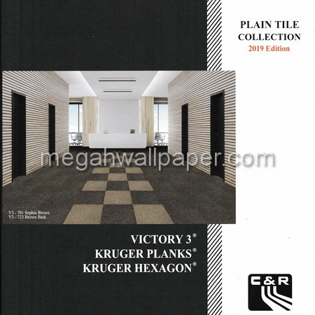 karpet KRUGER HEXAGON