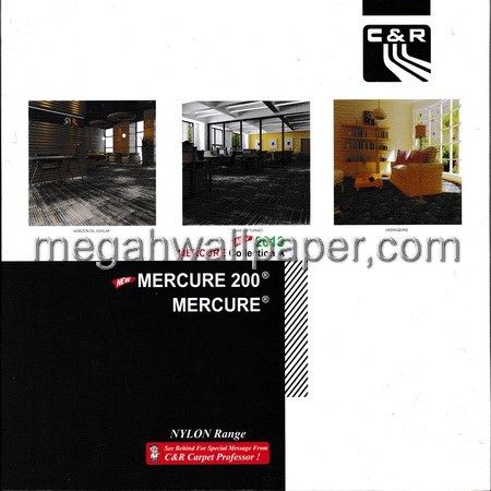 KARPET MERCURE 200