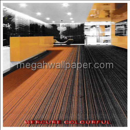 KARPET MERCURE COLOURFUL