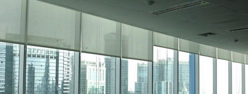 Roller Blinds Sharp Point