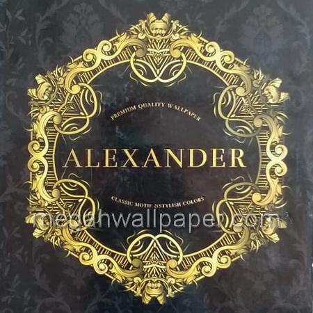 WALLPAPER Alexander